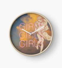 Girls! Clock