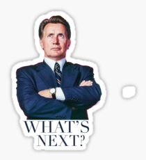 West Wing - What's Next? Sticker