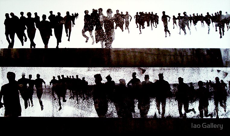 Runners by Iao Gallery