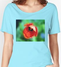 Scarlet Tulip Women's Relaxed Fit T-Shirt