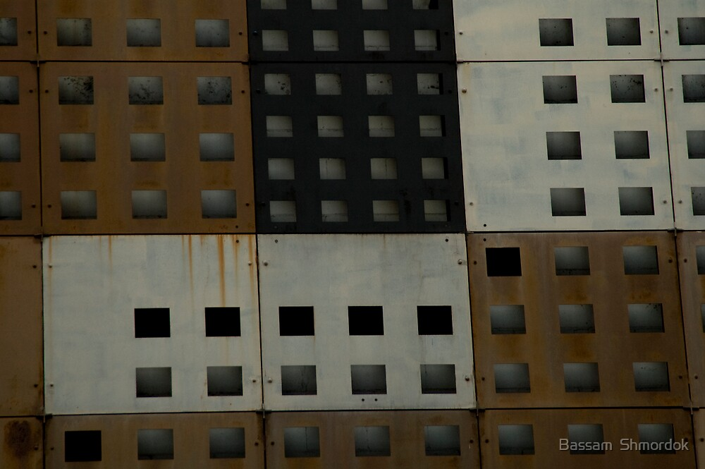 Windows by Bassam  Shmordok