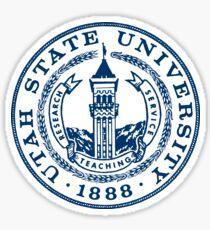 Utah State Universty Sticker