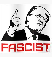Fascist Ruler Poster