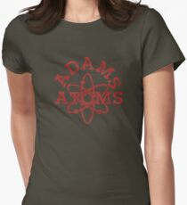 ADAMS ATOMS (Revenge of the Nerds) Womens Fitted T-Shirt