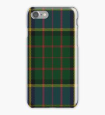 MacMillan Hunting Clan/Family Tartan  iPhone Case/Skin