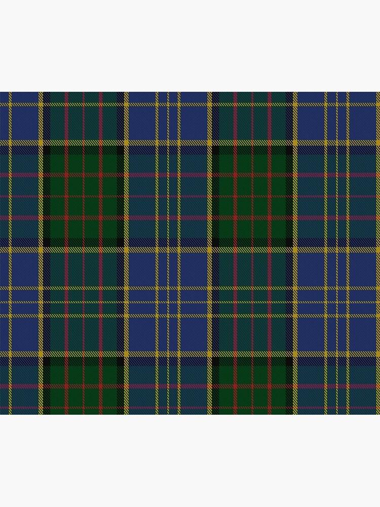 MacMillan Hunting Clan/Family Tartan  by Detnecs2013