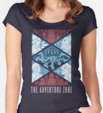 The Adventure Zone Women's Fitted Scoop T-Shirt