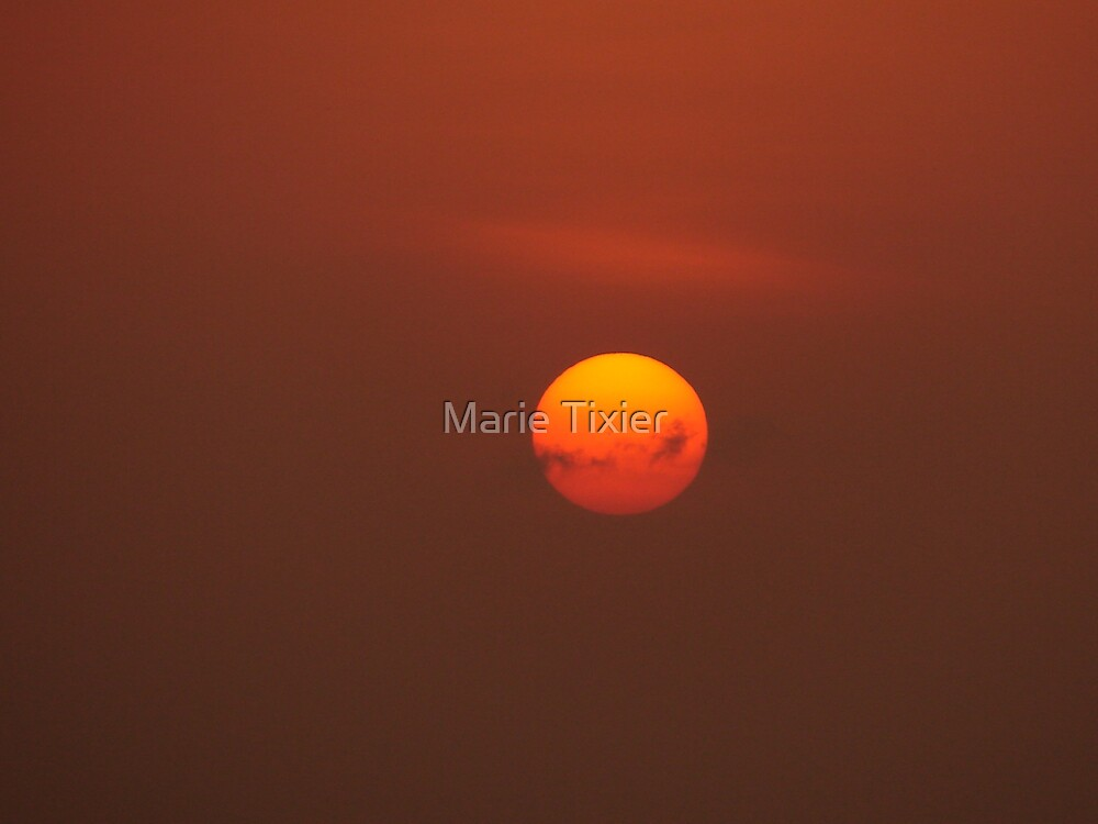 sun by Marie Tixier