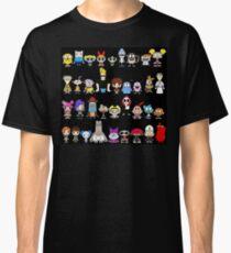Saturday Morings  Classic T-Shirt