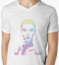 Simply Irresistible Abstract Woman T-Shirt