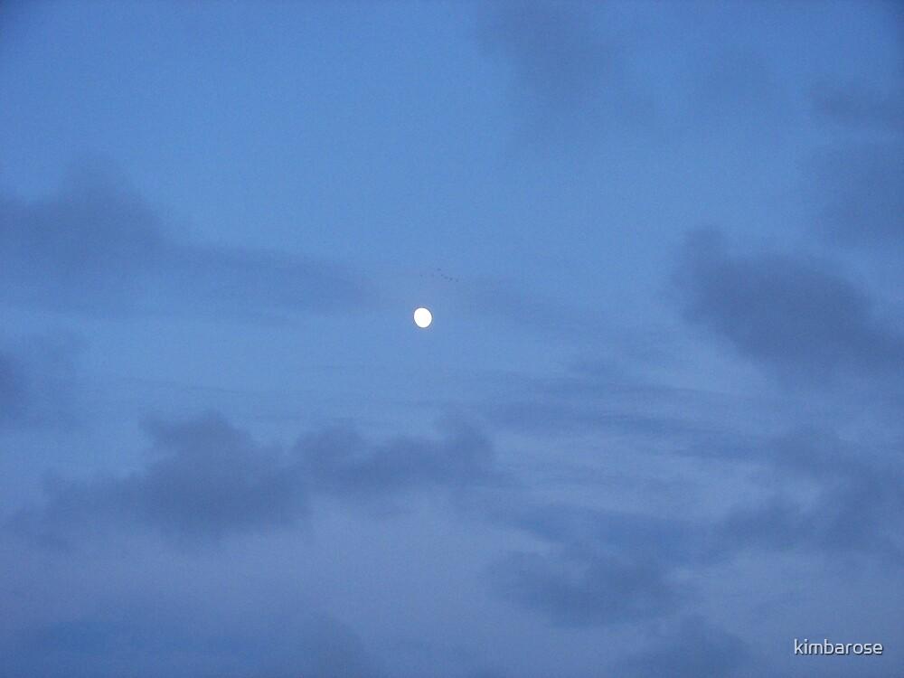 Moon Rise by kimbarose