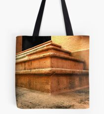 Step Inside Tote Bag