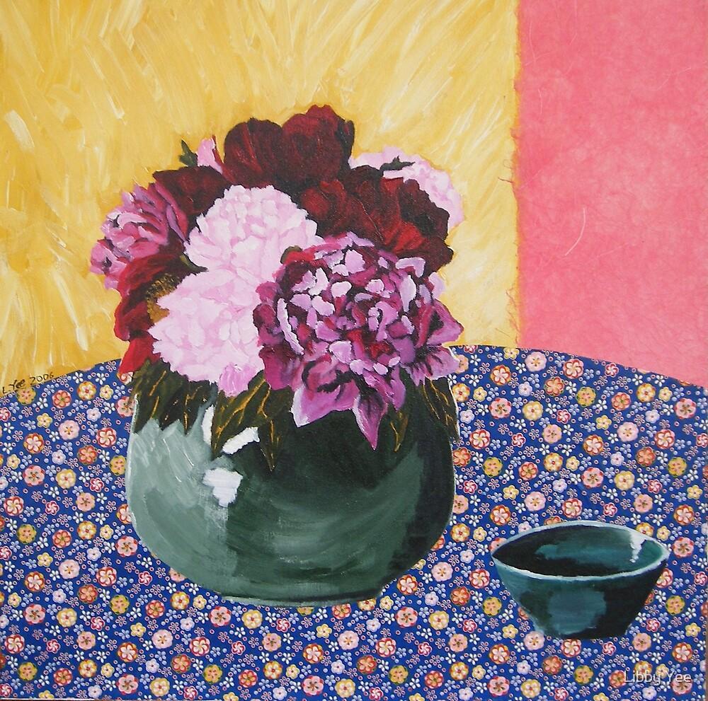 peonies by Libby Yee