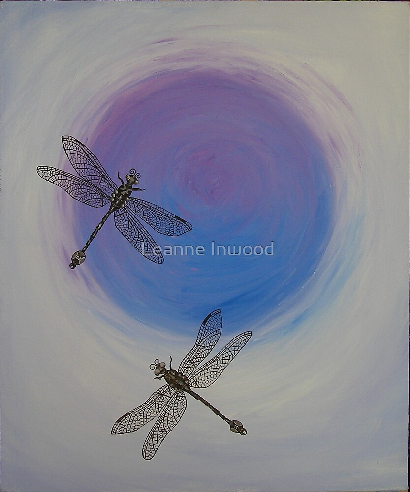 the two by Leanne Inwood