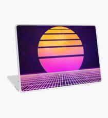 Vaporwave Sunset Laptop Skin