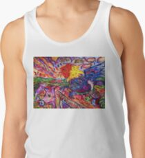 Yeah Of Rooster Tank Top