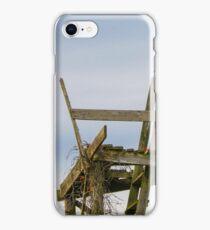 Crested Caracara iPhone Case/Skin