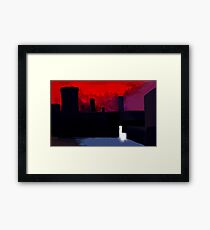 Industry  Framed Print