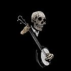 Skullboys' Banjo Blues by matthewdunnart