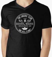 The Losers' Club Emblem - White Text T-Shirt
