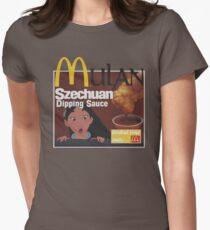Szechuan Dipping Sauce Womens Fitted T-Shirt
