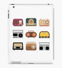Vintage Radio Collection iPad Case/Skin