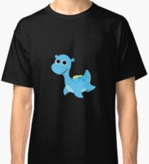 Cute little Loch Ness Monster Classic T-Shirt
