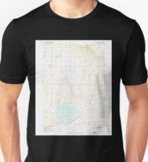 USGS TOPO Map Colorado CO Sunken Lake 234657 1951 24000 T-Shirt