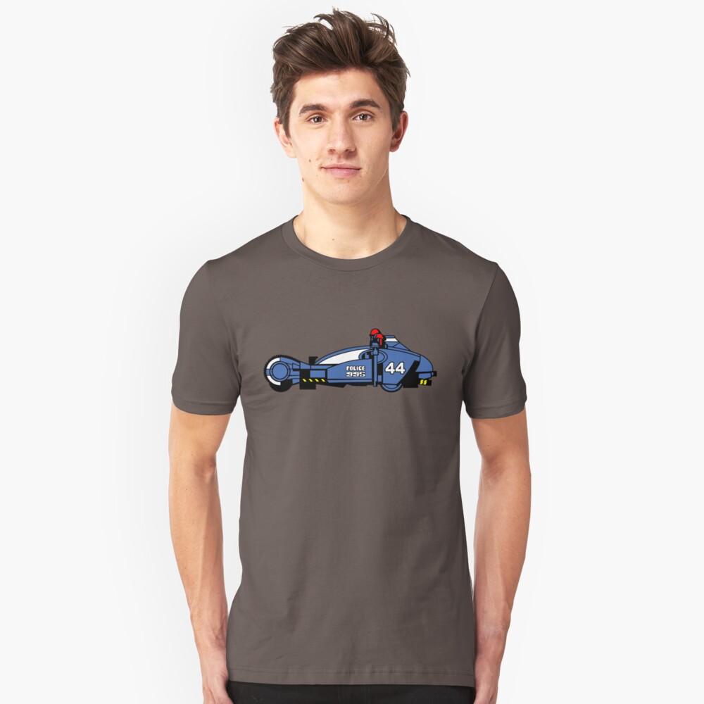 Blade Runner Spinner Unisex T-Shirt Front