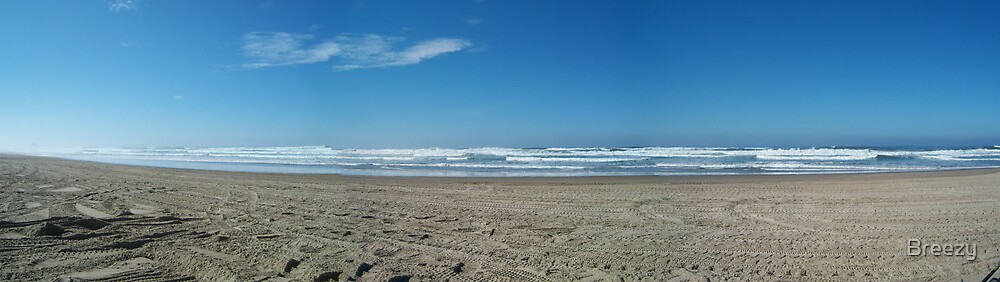 Ocean view by Breezy