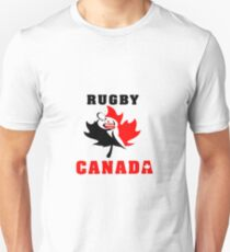Rugby Canada  Unisex T-Shirt