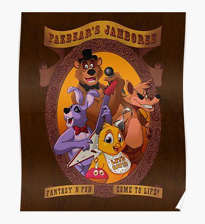 Fazbear's Jamboree Poster