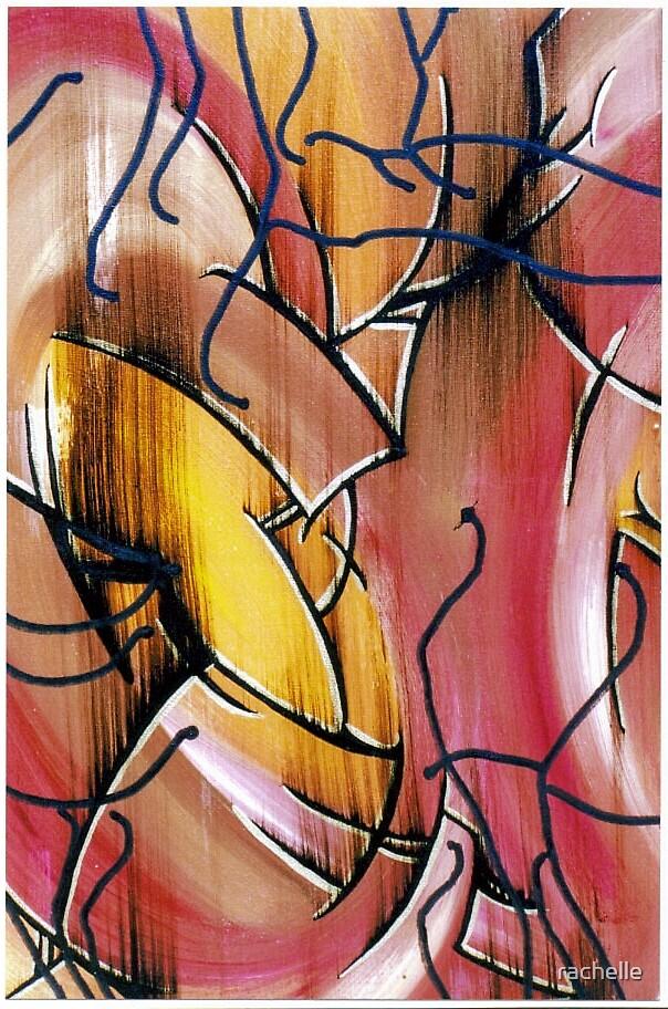 arid earth detail by rachelle