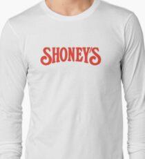 Shoney's - Rick And Morty Long Sleeve T-Shirt