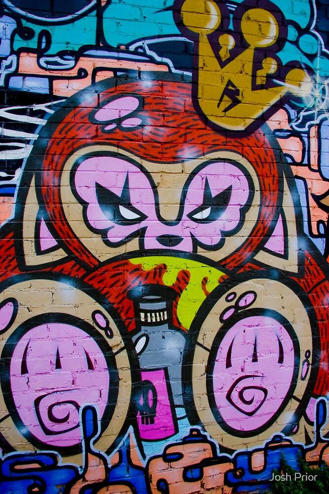 Urban Artist06 by Josh Prior