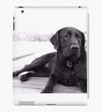 Abby on Crawford Pond iPad Case/Skin