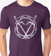 Round Killing Thing - White Unisex T-Shirt