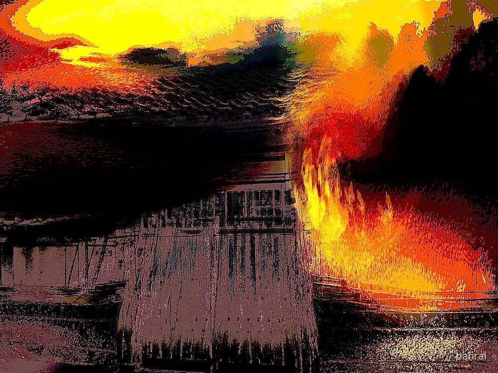 Gate fire by banrai