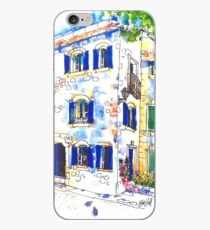 House on The Square, Trausse Minervois iPhone Case