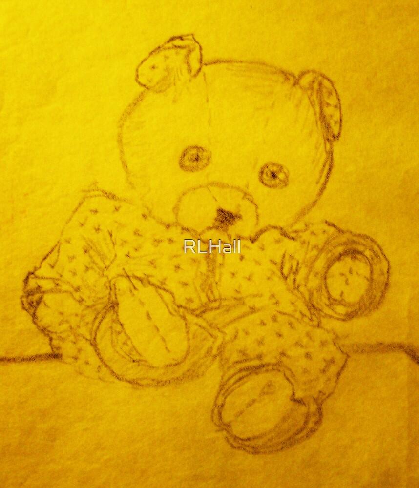 Poor Teddy by RLHall