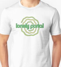 Lonely Portal - Rick And Morty Unisex T-Shirt