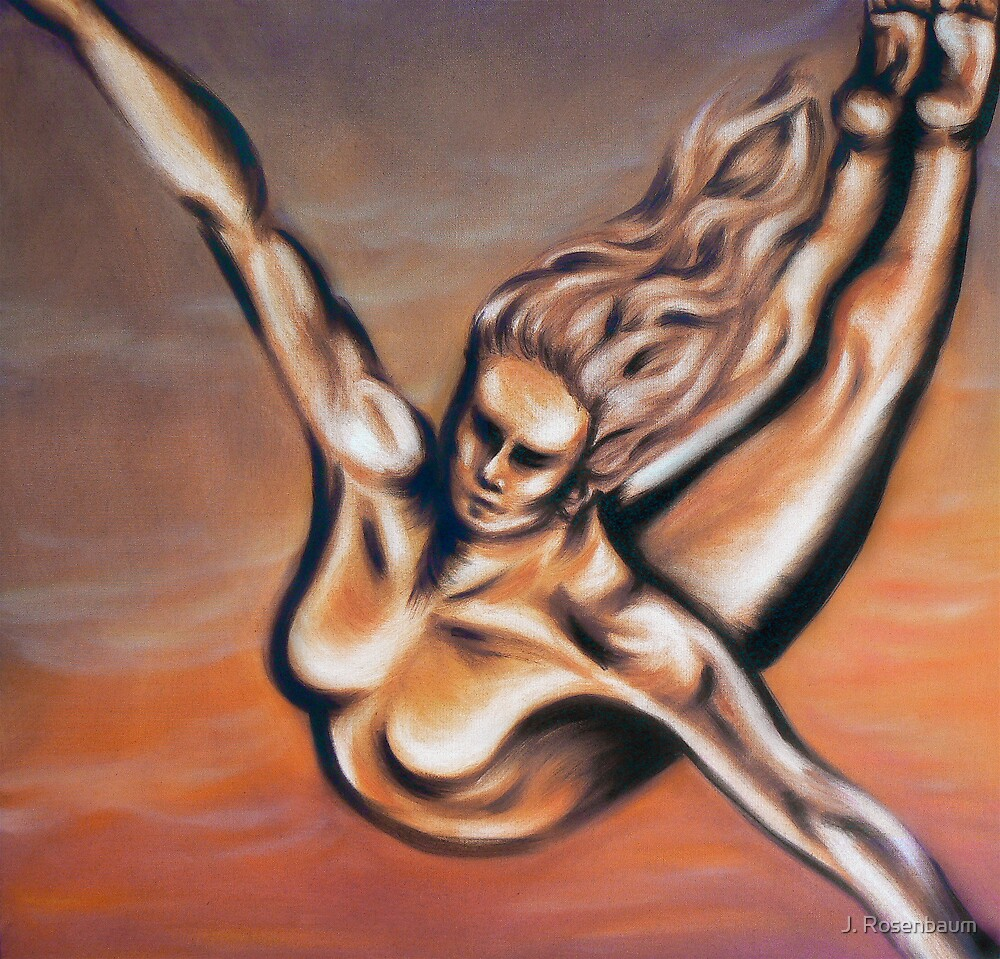 Freedom by J. Rosenbaum