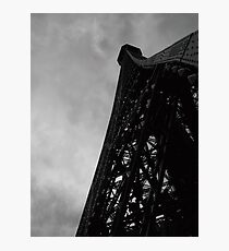 Architecture I - Eiffel Tower Photographic Print
