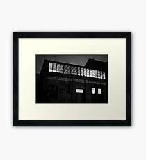 Urban Landscape # 1 Alexandria Factory Framed Print