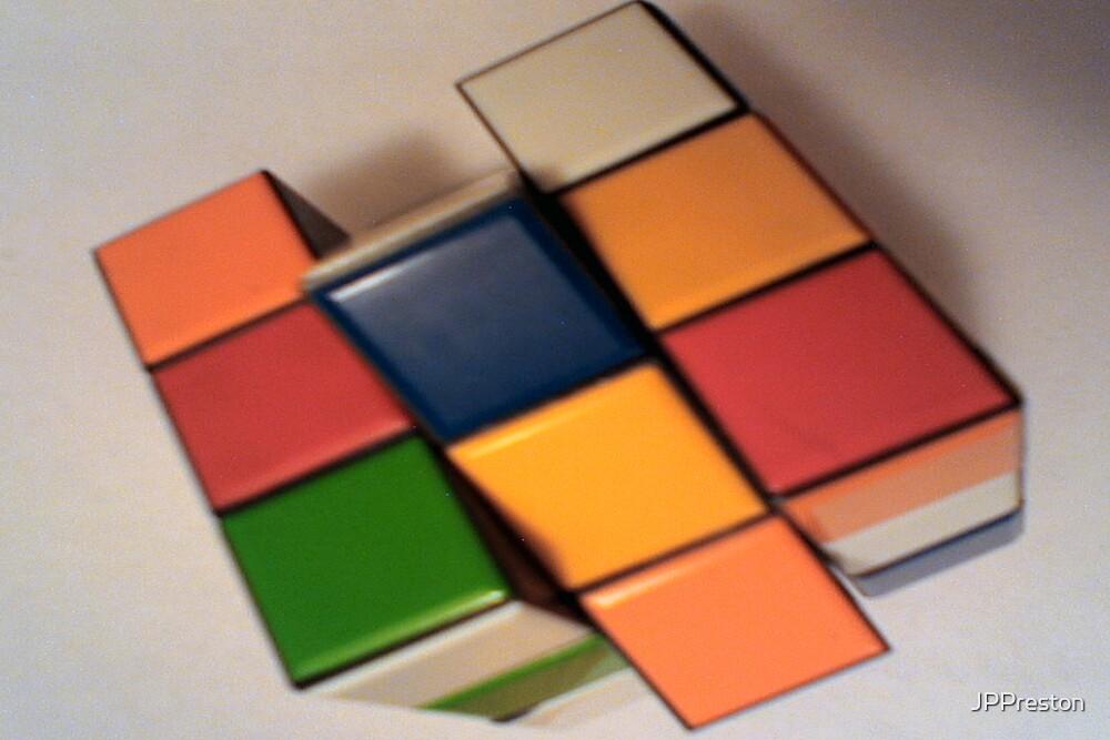 4D Cube by JPPreston