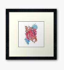 Hearth & Home Framed Print