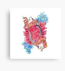 Hearth & Home Canvas Print