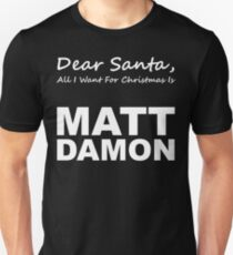 Dear Santa4 Unisex T-Shirt
