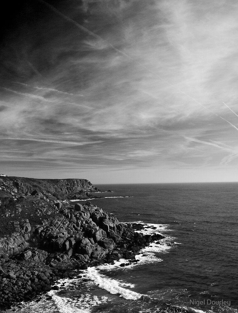 View From Gwennap Head by Nigel Dourley