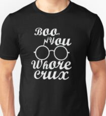 Boo You Whorecrux T-Shirt
